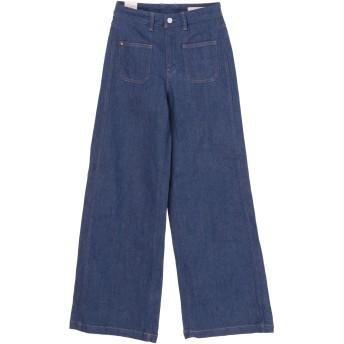 BRAPPERS BRAPPERS / ブラッパーズ RETRO BLUE FLARE(4ポケット)デニム フレア・ブーツカットデニム,ワンウォッシュ