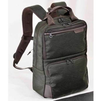 エンドー鞄:NEOPRO JUSTARC リュック(Sマチ) カーキ 7-140 カーキ