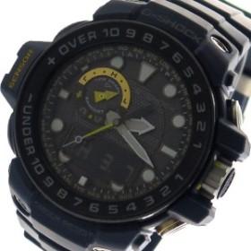 46dd0953b1 カシオ CASIO 腕時計 メンズ GWN-1000NV-2A Gショック G-SHOCK クォーツ ブラック