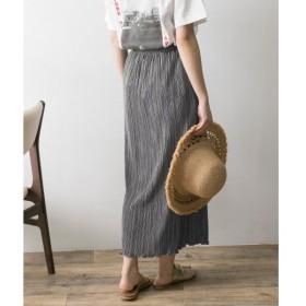 URBAN RESEARCH / アーバンリサーチ プリーツタイトスカート