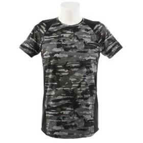 SALE開催中【Super Sports XEBIO & mall店:トップス】【オンライン特価】 【ゼビオ限定】メンズ半袖Tシャツ #1348564BLK/BLKAT