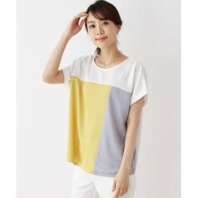 SHOO・LA・RUE / シューラルー 3配色切替プルオーバー