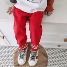 スウェットパンツ ジョギングパンツ スウェット ズボン 長ズボン パンツ 運動 スポーツ カジュアル 子供服 キッズウェア 男の