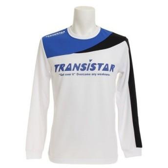 トランジスタ(TRANSISTAR) ロングスリーブゲームシャツ HB17AT05-14 (Men's)
