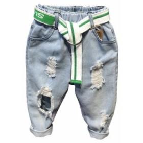d7bb84f3462ae デニムパンツ 長ズボン ロングパンツ ジーンズ パンツ ズボン 子供服 キッズ服 子供 子ども キッズ