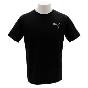 プーマ(PUMA) EVOSTRIPE VENT 半袖 Tシャツ 852281 01 BLK (Men's)