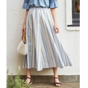 ジェイ・プレス レディース(J.PRESS LADIES)/【洗える】SOMELOS MOUTINHO スカート