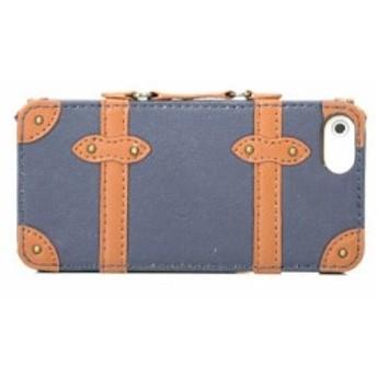 Trolley Case Hard for iPhone5/5s/トローリー ケース(ハード)DCI-12TH-NV/ネイビー/5/5s/スマホ/カバー