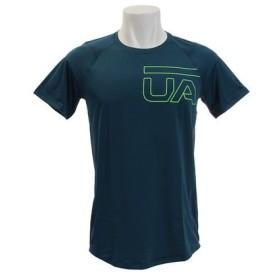 アンダーアーマー(UNDER ARMOUR) HIIT2G 半袖Tシャツ 1306429 TMT/ARG/ARG AT (Men's)