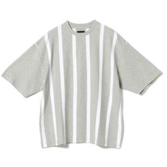 [マルイ]【セール】BEAMS / ストライプ Tシャツ/ビームス(BEAMS)