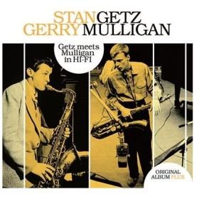 Stan Getz Meets Mulligan In Hi-Fi CD