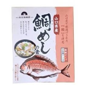 長州 藤光海風堂 山口県産 鯛めしの素 6個セット 代引き・同梱不可