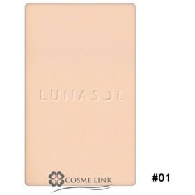 ルナソル LUNASOL グロウイングヴェールフィニッシュ(パウダー)レフィル #01 【ケース別】 (384565)