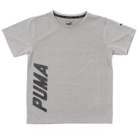 プーマ(PUMA) TECH 半袖Tシャツ 852195 03 GRY (Jr)