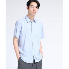 tk.TAKEO KIKUCHI / ティーケー タケオキクチ ランダムストライプシャツ