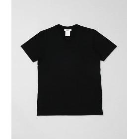 <MXP/エムエックスピー> Fine Dry Short Sleeve V-Neck(MX16102) K・ブラック 【三越・伊勢丹/公式】