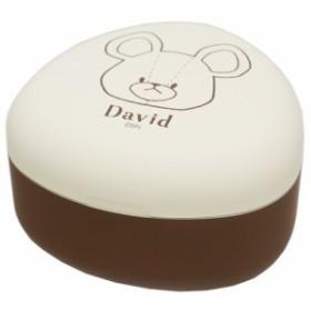 くまのがっこう お弁当箱 漆器 おにぎり BOX デイビッド 200ml 絵本キャラクター グッズ