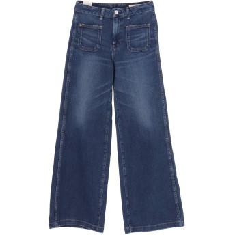 BRAPPERS BRAPPERS / ブラッパーズ RETRO BLUE FLARE(4ポケット)デニム フレア・ブーツカットデニム,淡色加工