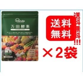 万田酵素 スタンダード ペーストタイプ (2.5g×31包) 約31日分 2袋セット 送料無料