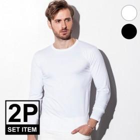 [マルイ]【セール】NUMBER (N)INE DENIM(ナンバーナインデニム) 2Pセットパック ロングTシャツ/ナンバーナイン デニム(NUMBER(N)INE DENIM)