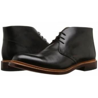 Stacy Adams ステーシーアダムス メンズ 男性用 シューズ 靴 ブーツ チャッカブーツ Madison II 65 Black Smooth【送料無料】