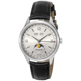 MONTBLANC モンブラン 腕時計 メンズ ヘリテイジ クロノメトリー シルバー 112538