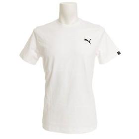 プーマ(PUMA) ESS ワンポイント Tシャツ 593028 02 WHT- (Men's)