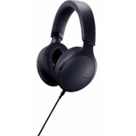 パナソニック 【送料無料】RP-HD300-K ステレオヘッドホン ハイレゾ音源対応 ブラック (RPHD300K)