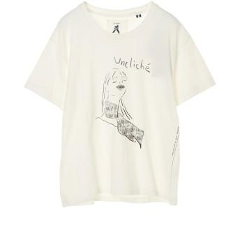 Moname モナーム 半袖 Tシャツ レディース