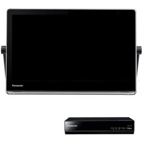 【中古】Panasonic 15V型 ポータブル液晶テレビ プライベート・ビエラ UN-15T7-K ブラック 美品 元箱あり