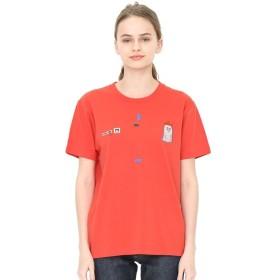 [マルイ]【セール】【ユニセックス】コラボレーションTシャツ/おばけのブルブル(荒井良二)/グラニフ(graniph)