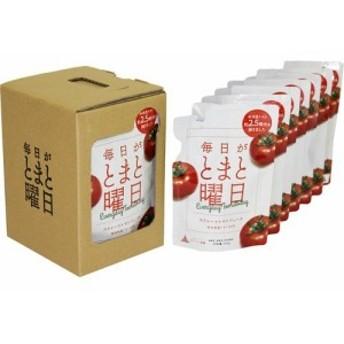 毎日がとまと曜日 ストレートトマトジュース(150g7コ)[トマトジュース(無塩)]