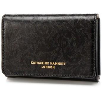 キャサリン ハムネット ロンドンL(ウォレット)(KATHARINE HAMNETT LONDON)/レディース財布 ファンタジー 小銭付キーケース