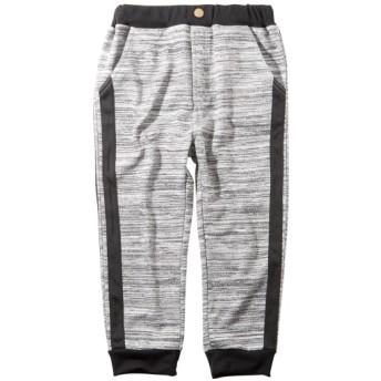 スラブ杢リブ付き6分丈パンツ(男の子 子供服。ジュニア服) パンツ