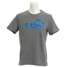プーマ(PUMA) ショートスリーブ Tシャツ 590315 48 GRY (Men's)