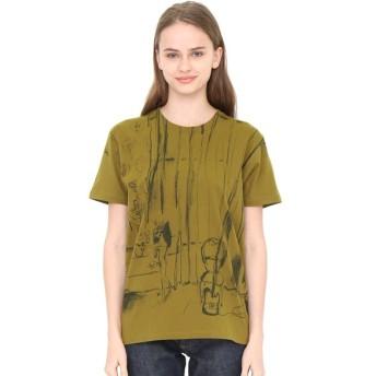 [マルイ]【セール】【ユニセックス】コラボレーションTシャツ/こもりうた(荒井良二)/グラニフ(graniph)