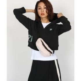 aquagirl / アクアガール adidas ショートパーカー