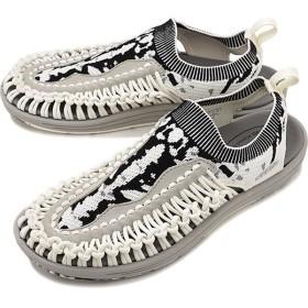 限定モデル キーン KEEN メンズ ユニーク エヴォ MEN UNEEK EVO イリオモテパック 西表島 サンダル 靴 Star White/Raven  1021256 SS19