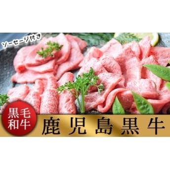 【鹿児島黒毛和牛・黒豚】お家でいただく極上焼肉セット