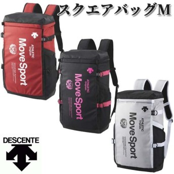 デサント DESCENTE スクエアバックパック M 30L DMANJA04 Move sport