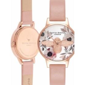 絶賛セール中★【送料無料】Olivia Burton オリビアバートン Lace Detail30mm レディース腕時計 かわいい おしゃれ 上品 話題のブランド