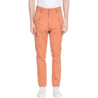 《期間限定 セール開催中》NEILL KATTER メンズ パンツ オレンジ 44 コットン 97% / ポリウレタン 3%