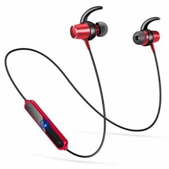 Semiro Bluetooth イヤホン 高音質 apt-Xコーデック採用 人間工学設計 マグネット ON/OFF機能搭載 CVC6.0ノイズキャン