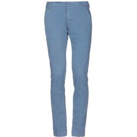 《期間限定 セール開催中》ENTRE AMIS メンズ パンツ ブルーグレー 31 コットン 97% / ポリウレタン 3%