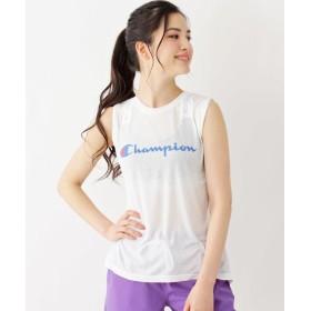 grove(グローブ) 【WEB限定】Champion ノースリーブTシャツ