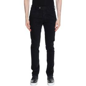 《期間限定 セール開催中》SANTANIELLO Napoli メンズ パンツ ブラック 54 コットン 98% / ポリウレタン 2%