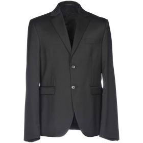 《期間限定セール開催中!》ACNE STUDIOS メンズ テーラードジャケット ブラック 52 ポリエステル 53% / ウール 45% / ポリウレタン 2%