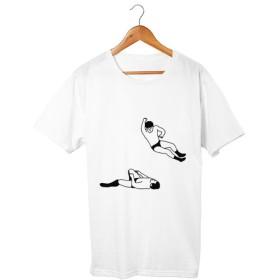 プロレスTシャツ エルボードロップ(5.6oz)