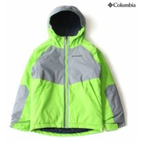 コロンビア(Columbia)アルパインアクション2ジャケット アドベンチャー WB1020 378/SY8401 053 スキーウェア ジュニア (Jr)