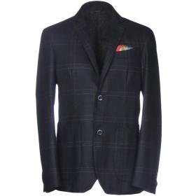 《セール開催中》AT.P.CO メンズ テーラードジャケット ダークブルー 52 ウール 60% / ポリエステル 30% / ナイロン 10%
